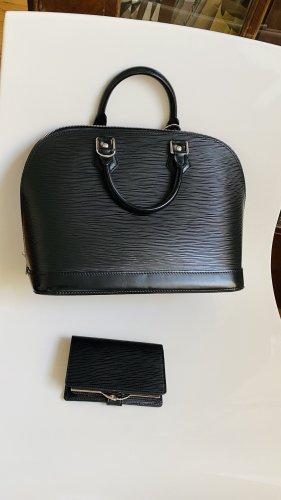 Louis Vuitton, LV Alma PM Epi Leder