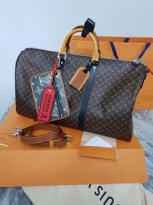 Louis Vuitton LV Keepal limited Edition Virgil Abloh