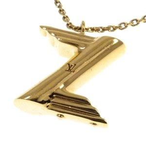 Louis Vuitton LV Me Letter Z Necklace