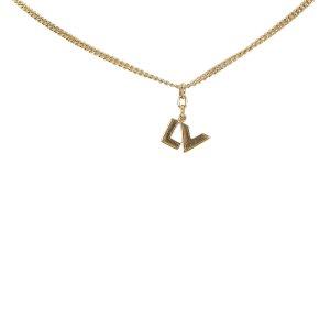 Louis Vuitton LV Pendant Necklace