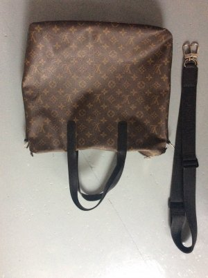 Louis Vuitton Macassar Monogram Tasche Davis 100% original