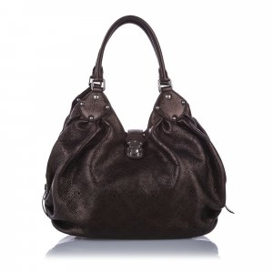 Louis Vuitton Mahina L Shoulder Bag
