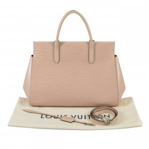 Louis Vuitton Marly MM Epi Leder Handtasche Dune @mylovelyboutique.com