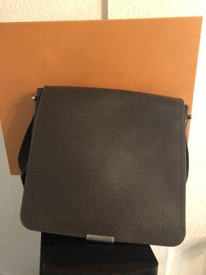 Louis Vuitton Funda para portátil marrón oscuro