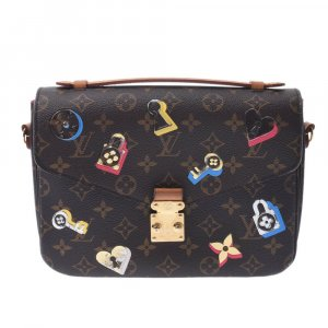 Louis Vuitton Metis MM Love Lock 2WAY Bag