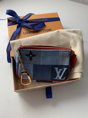 Louis Vuitton Micro Pochette Accessoires Denim Kollektion