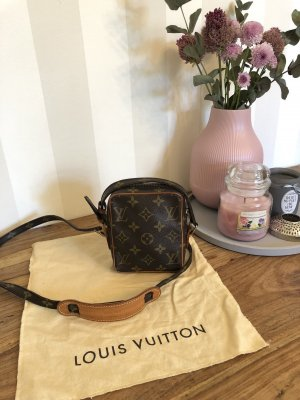 "Louis Vuitton ""Mini Danube"" Crossbody Bag Vintage"