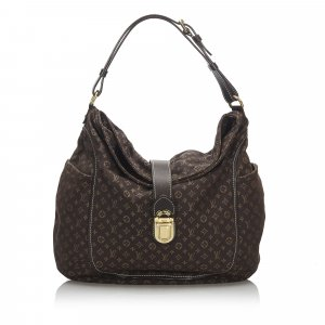 Louis Vuitton Mini Lin Romance Hobo Bag