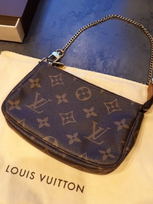Louis Vuitton Pochette light brown-brown