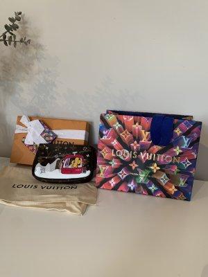Louis Vuitton Sac de soirée multicolore