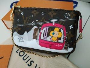 Louis Vuitton Mini Pochette Accessoires limitierte Xmas Edition
