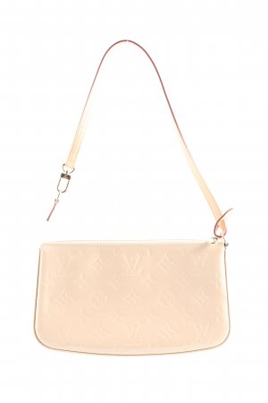 "Louis Vuitton Minitasche ""MONOGRAM VERNIS POCHETTE"" creme"