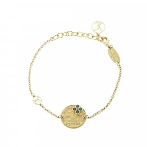 Louis Vuitton Miss Windsor Medal Bracelet
