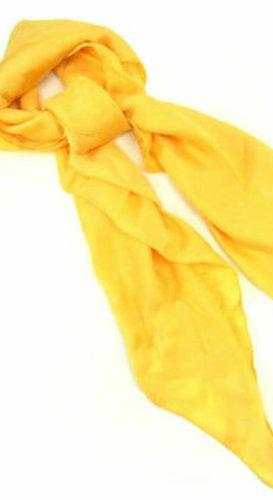Louis Vuitton Silk Cloth yellow silk