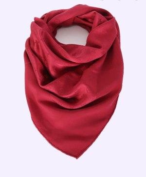 Louis Vuitton Silk Cloth red silk