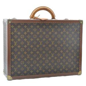 Louis Vuitton Borsa marrone Fibra tessile