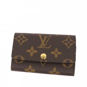 Louis Vuitton Astuccio per chiavi marrone