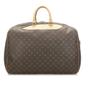 Louis Vuitton Reistas donkerbruin