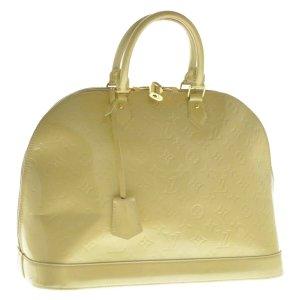 Louis Vuitton Handbag beige leather