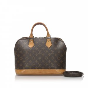 Louis Vuitton Monogram Alma PM with Strap