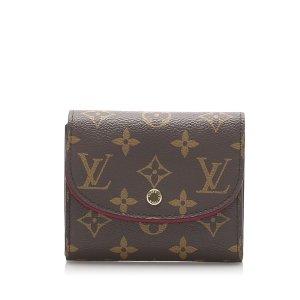 Louis Vuitton Portefeuille brun