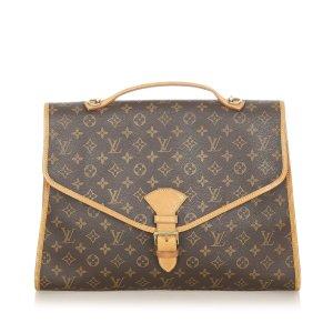Louis Vuitton Monogram Beverly Briefcase GM
