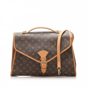 Louis Vuitton Business Bag brown