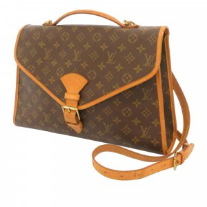Louis Vuitton Monogram Beverly Briefcase GM