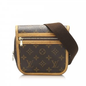 Louis Vuitton Monogram Bosphore Belt Bag