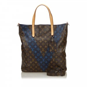Louis Vuitton Monogram Cabas Jour Tote