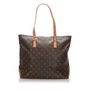Louis Vuitton Monogram Cabas Mezzo