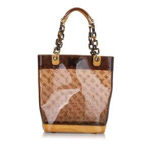 Louis Vuitton Monogram Cabas Sac Ambre MM