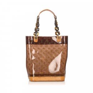 Louis Vuitton Monogram Cabas Sac Ambre MM