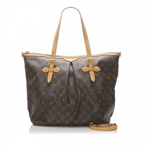 Louis Vuitton Tornister brązowy