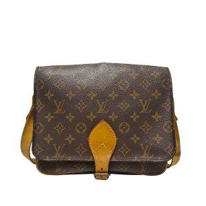 Louis Vuitton Monogram Cartouchiere GM