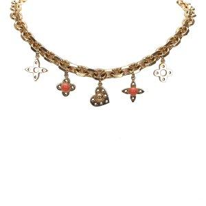 Louis Vuitton Monogram Chain Necklace