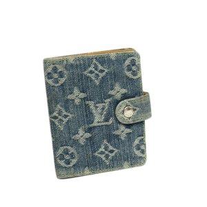 Louis Vuitton Monogram Denim Mini Agenda