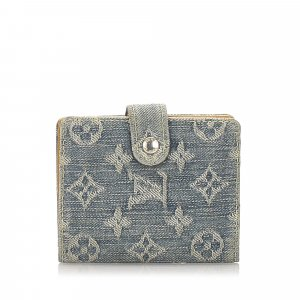 Louis Vuitton Monogram Denim Mini Agenda