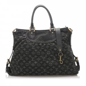 Louis Vuitton Monogram Denim Neo Cabby MM