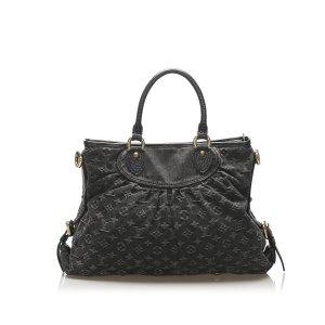 Louis Vuitton Monogram Denim Neo Cabby MM