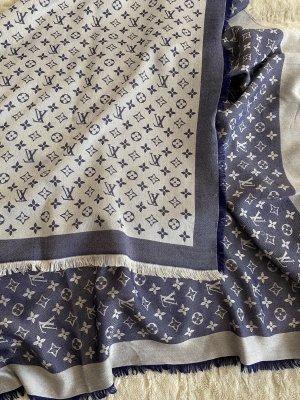 Louis Vuitton Neckerchief dark blue-azure