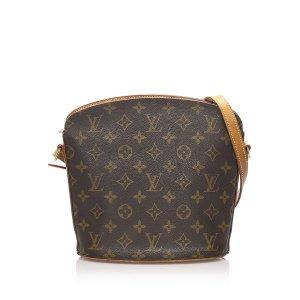 Louis Vuitton Sac bandoulière brun