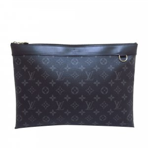 Louis Vuitton Borsa clutch nero