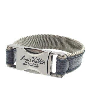 Louis Vuitton Monogram Eclipse Fast Clip Bracelet