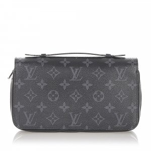 Louis Vuitton Cartera negro