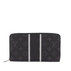 Louis Vuitton Monogram Eclipse Zippy Organizer