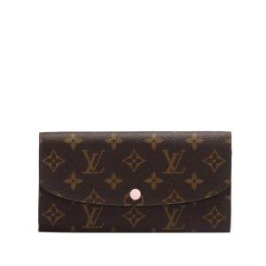 Louis Vuitton Monogram Emilie Wallet