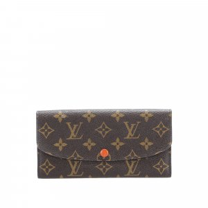 Louis Vuitton Monogram Emilie Wallet