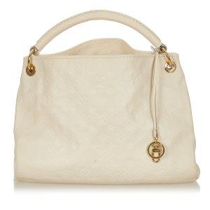 Louis Vuitton Handbag white leather