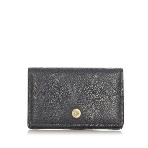Louis Vuitton Monogram Empreinte Compact Wallet